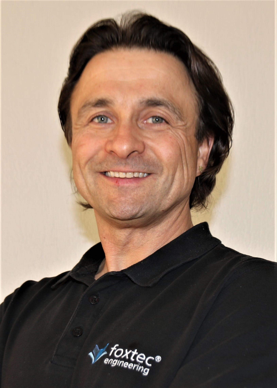 Karlheinz Buehrer Geschäftsleiter foxtec® engineering GmbH